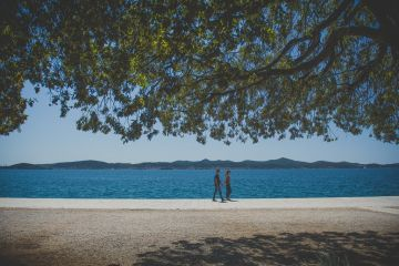 Ivana & Andro  - Engagement session Zadar-Nin